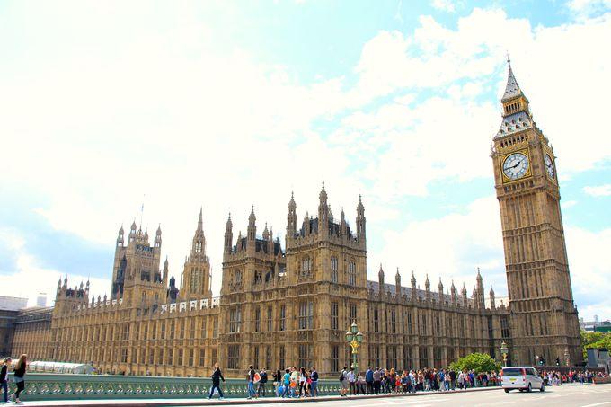 2.ロンドン(イギリス)