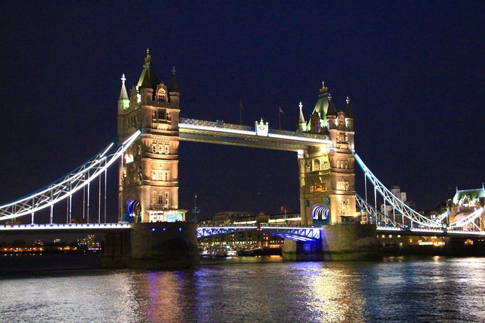 ロンドンのランドマーク!タワー・ブリッジ