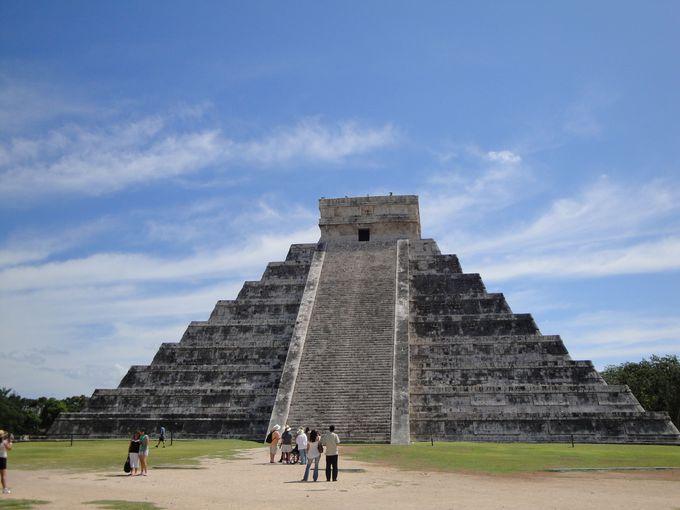 マヤ遺跡の謎!巨大カレンダーになっているチチェン・イツァのピラミッド