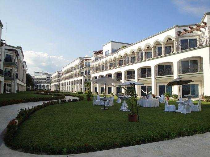 リビエラ・マヤのラグジュアリーホテルをご紹介