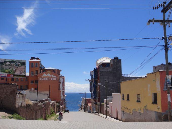4.コパカバーナと太陽の島