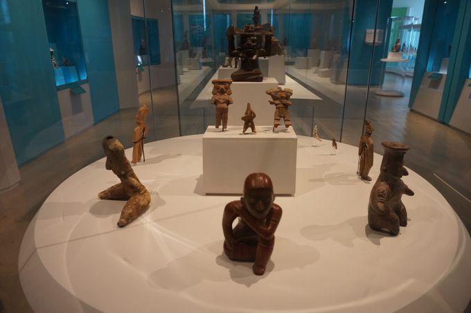 ホテルゾーンの真ん中で、マヤ文明などユカタン半島の歴史を学ぼう!