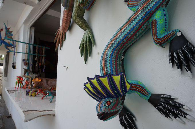 イスラ・ムヘーレスで発見!メキシコのアート