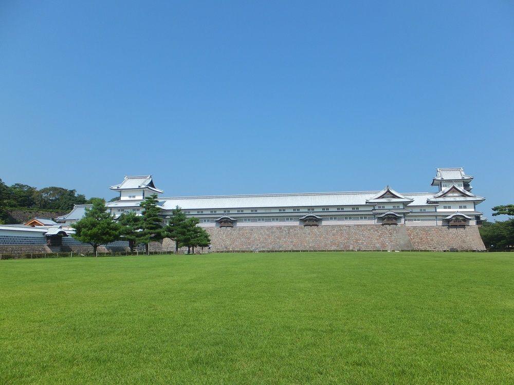 金沢城ってどんなお城?