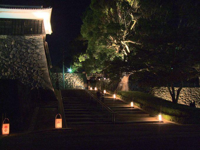 松江水燈路、それは城下町を照らす神在月の奇跡!