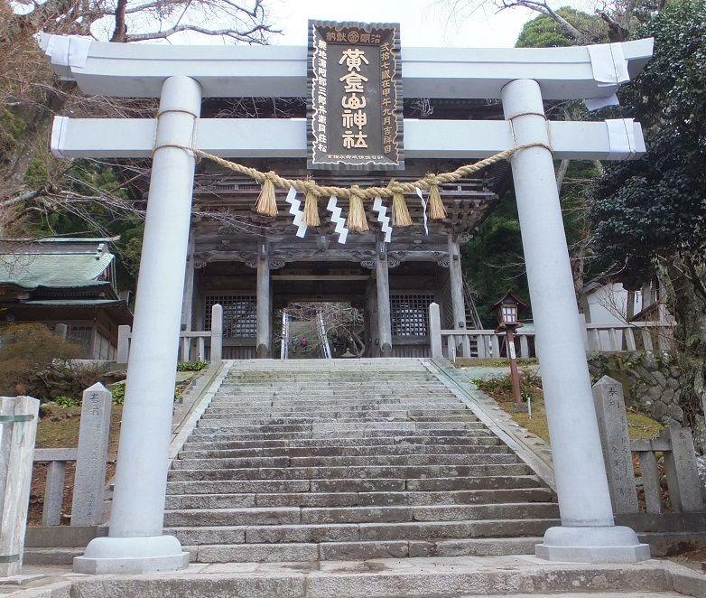 日本最古で最強の金運パワー!石巻沖の霊島・金華山「黄金山神社」