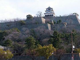 """""""3つの日本一""""を持つお城!香川の現存天守「丸亀城」"""