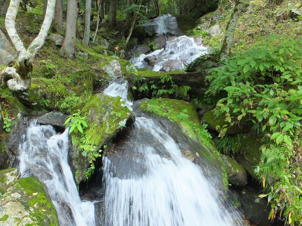 湯岐温泉周辺は自然がいっぱい!