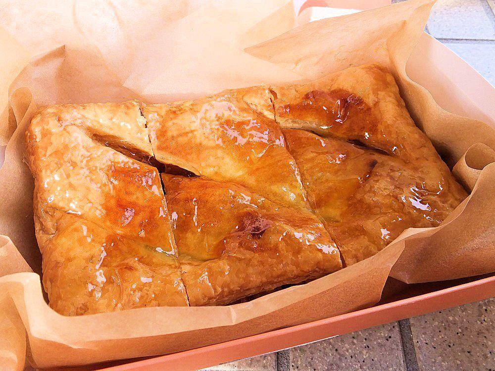 どヤンキーのカエルが目印!「フロック」のアップルパイは超絶美味しい