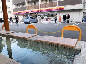 日本唯一の足湯付きコンビニも!?千曲市「戸倉上山田温泉」の魅力
