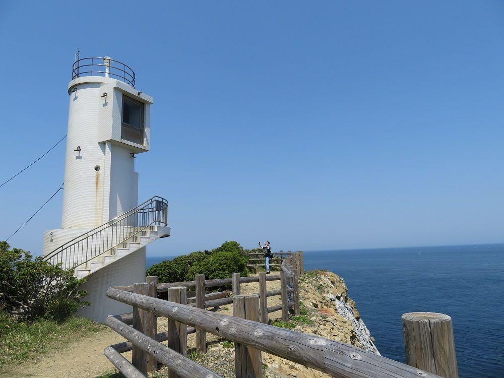 四国最東端は瀬戸内海の入口!蒲生田岬灯台の役割とは