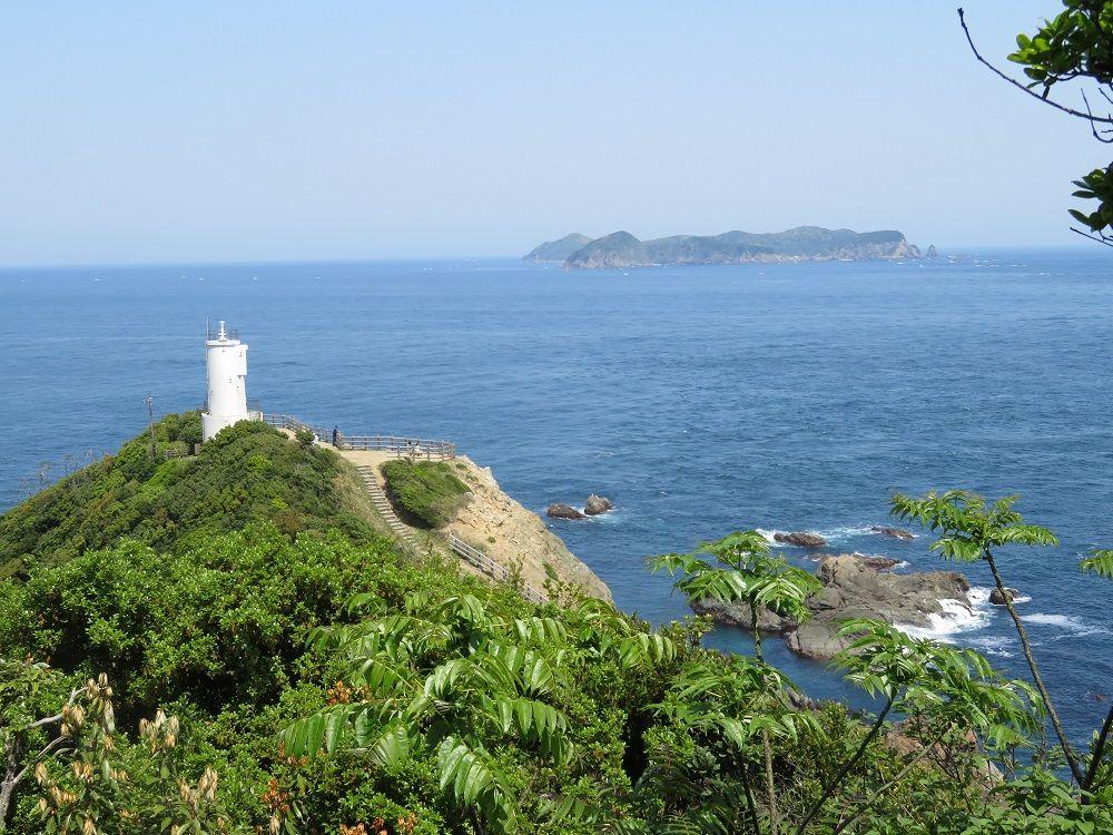 四国最東端の絶景!徳島「蒲生田岬」で温泉もご当地グルメも満喫