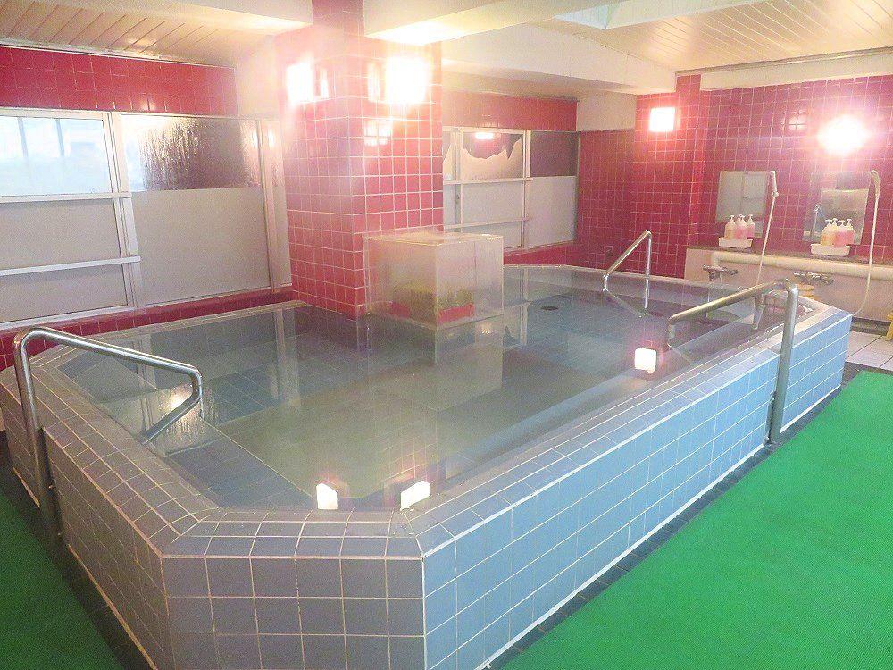 のんびり「龍馬カプチーノ」にゆったり大浴場!