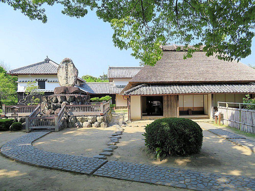 海上王と呼ばれた男!三菱財閥の聖地・安芸市「岩崎弥太郎生家」
