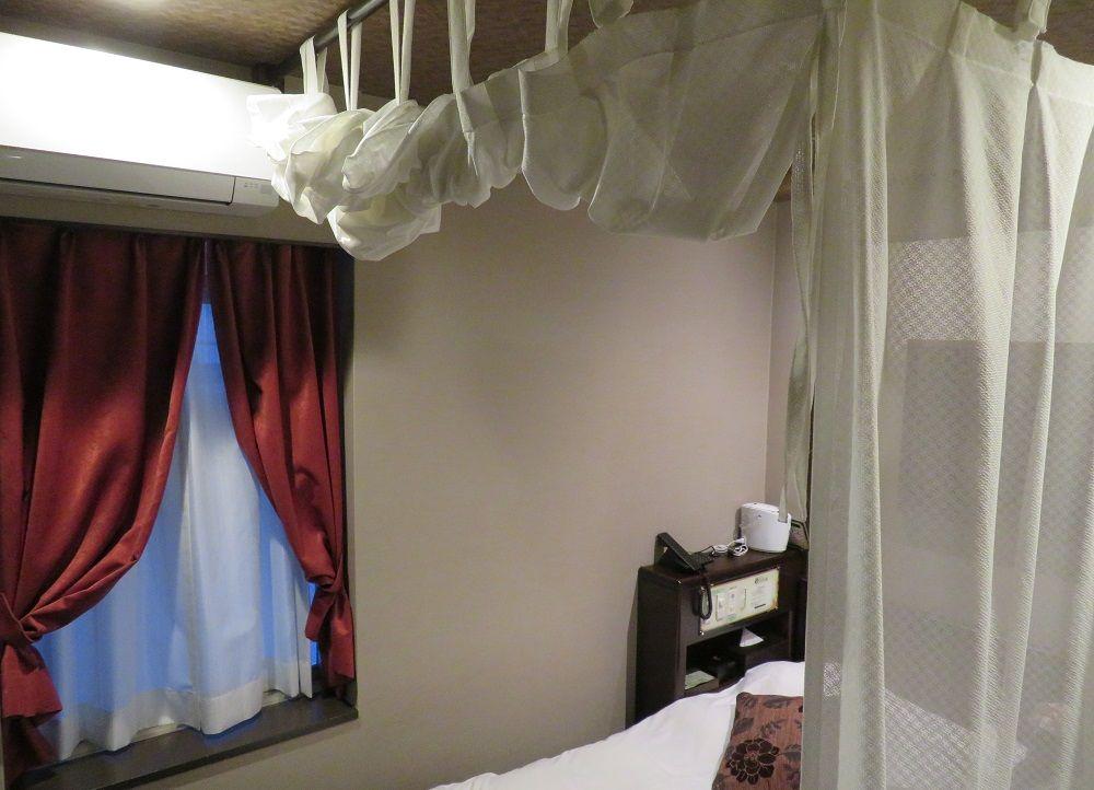 小粒な部屋でもリゾート&うれしいがいっぱい!