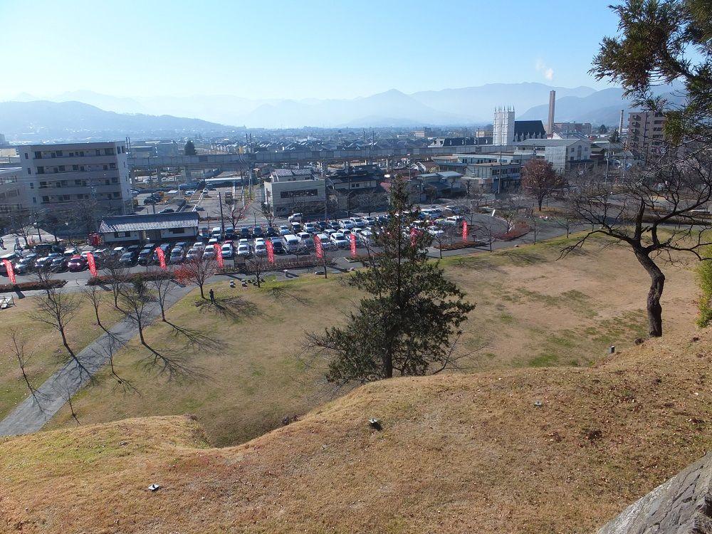 北陸新幹線が走る!尼ヶ淵からの絶景