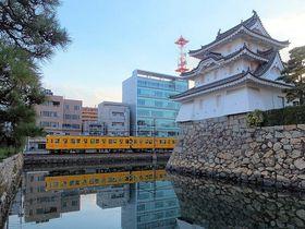 5つの重要文化財を有する天守無き名城!香川「高松城」の魅力