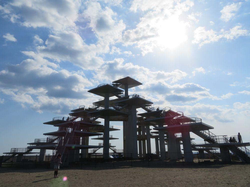 都心から最も近い岬!千葉「富津岬」で絶景&グルメを楽しもう