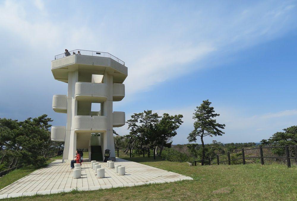 「中の島展望台」は穴場な絶景展望台