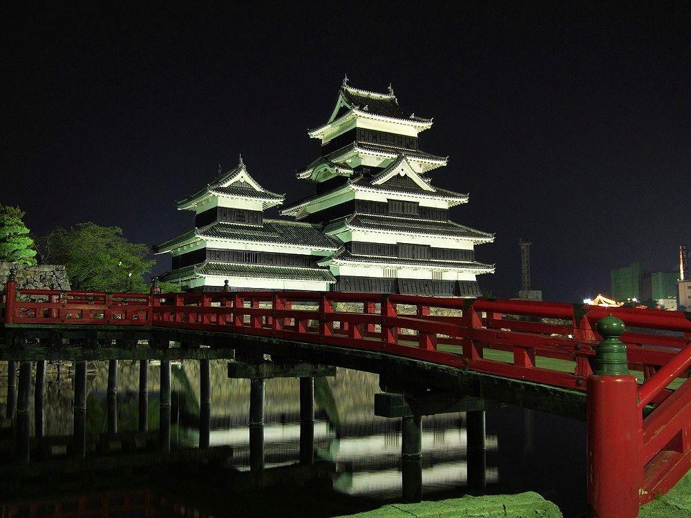 新たな魅力を発見!国宝「松本城」視点を変えて観てみよう