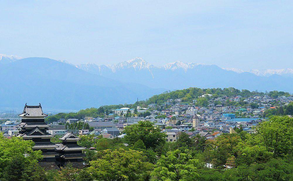 松本への行き方、市内のまわり方