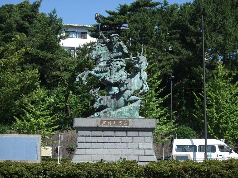 実は10分で攻略可!小田原駅から本丸までの最短近道