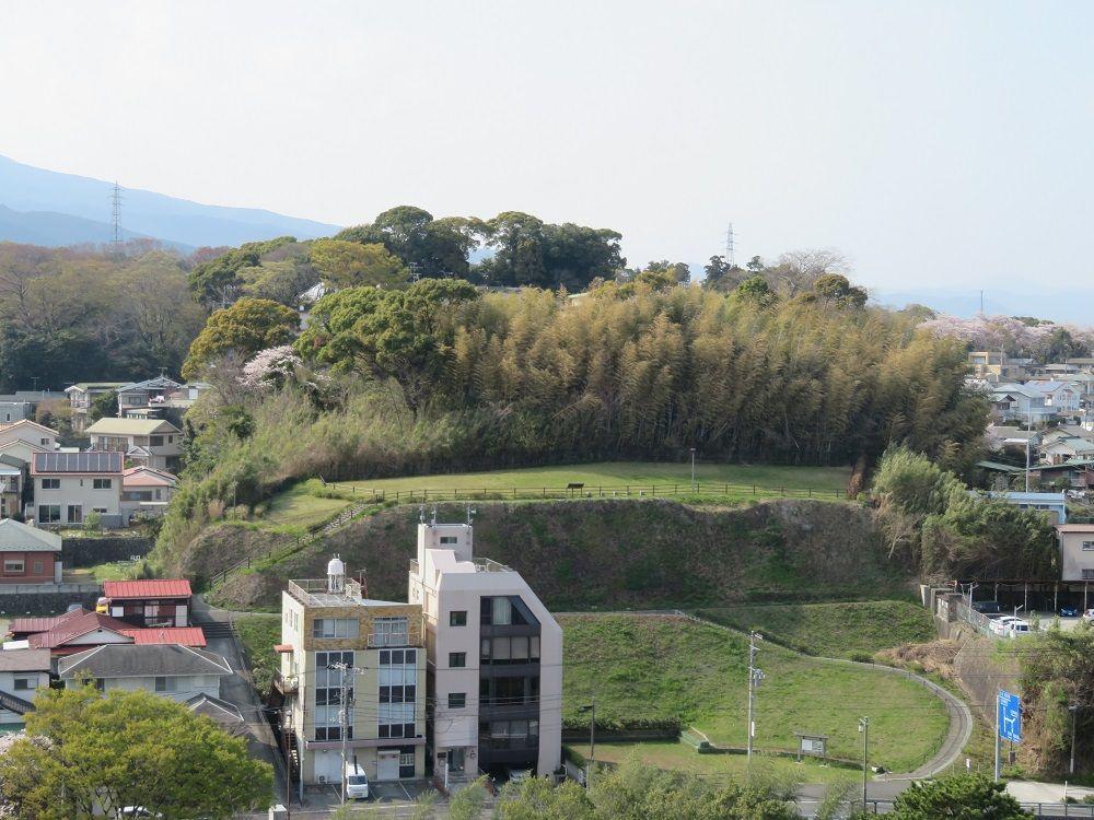 9.八幡山古郭東曲輪/神奈川県