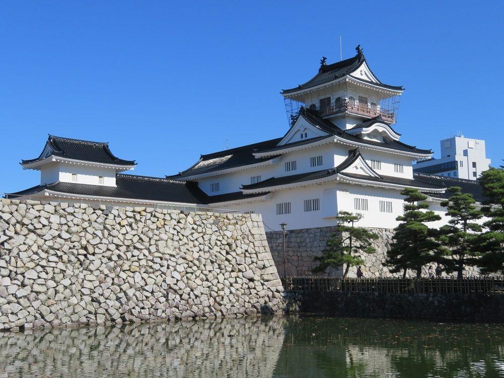 3.富山城