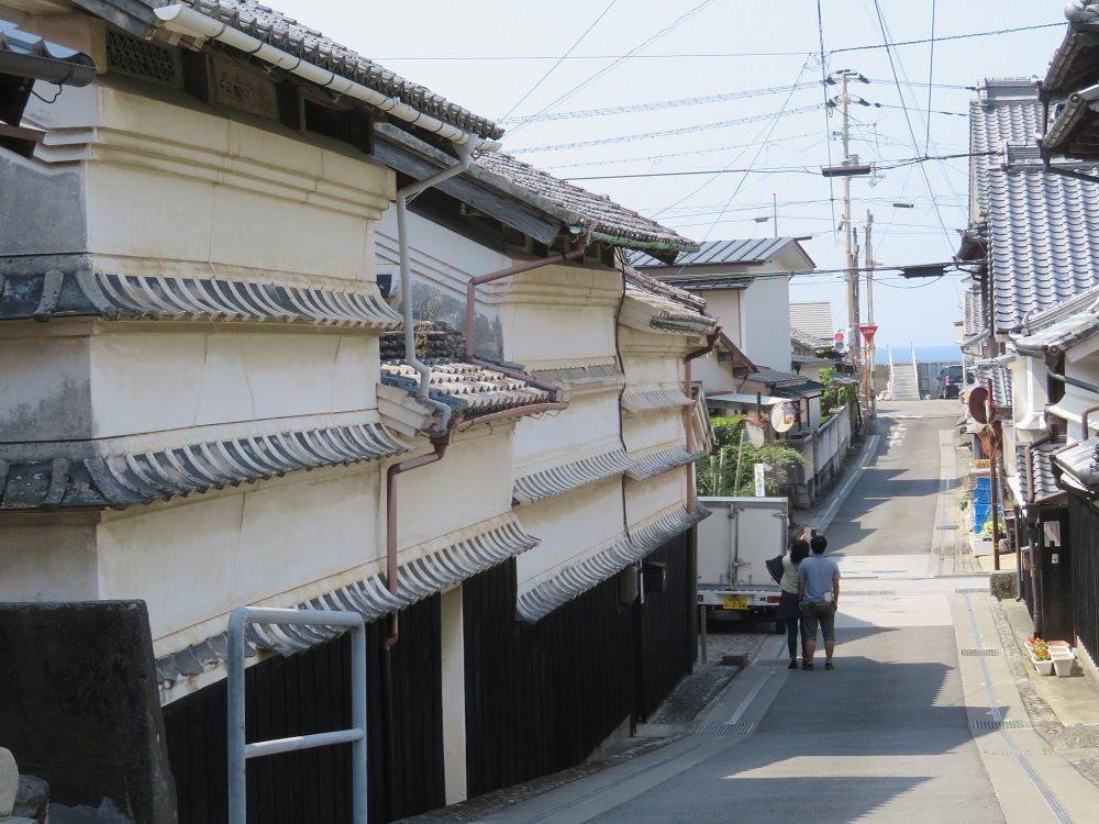 土佐伝統の町並みをぶらぶら散策!室戸市「吉良川の町並み」