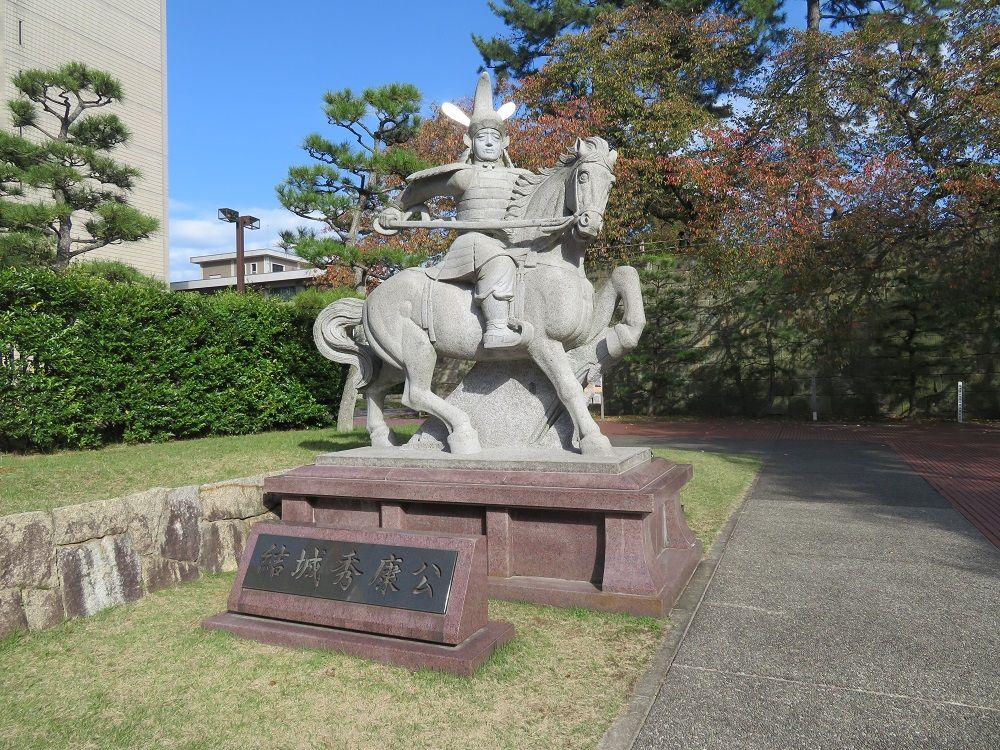 松平32万石・福井城はこうして県庁となった
