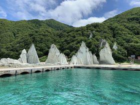 日本最後の秘境!?下北半島・神秘のグリーン「仏ヶ浦」
