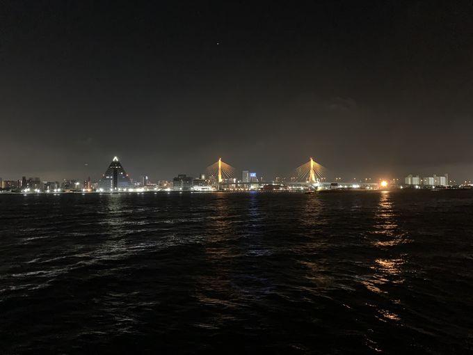 市街全景を海から!青森ベイ・プロムナード