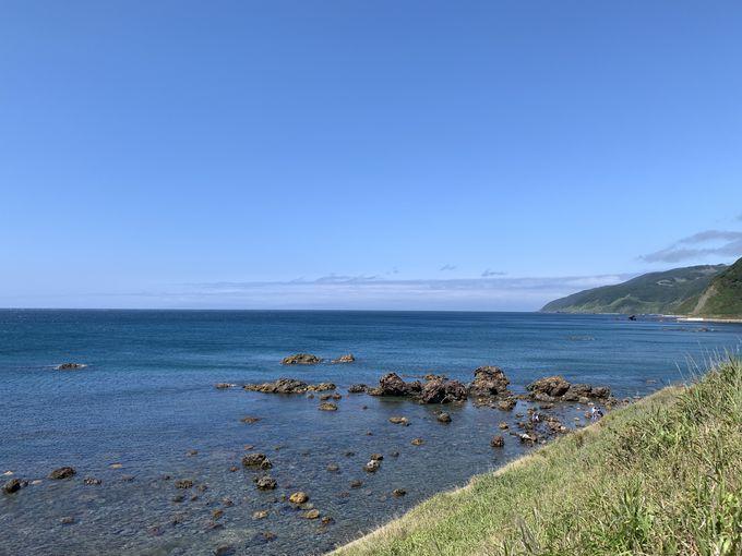 日本海側からアプローチ!眺瞰台へ至る道のり