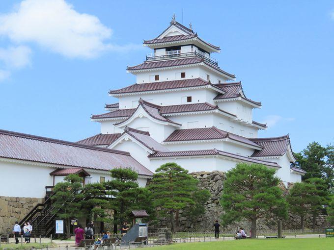 9.鶴ヶ城/福島県