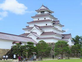 東北屈指の名城!会津若松「鶴ヶ城」の魅力をとことん深掘り