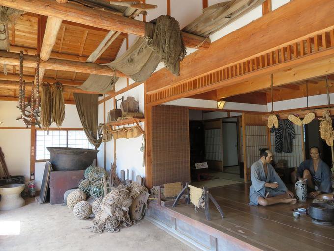 江戸時代の活気を伝えるテーマパーク!松前藩屋敷
