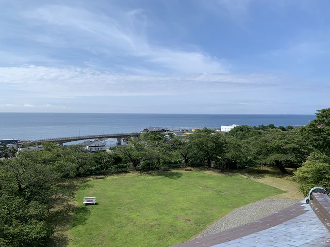 日本最後の城は北海道に!松前城は必見