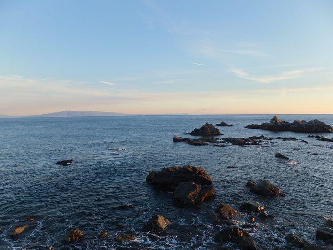 北海道最南端!白神岬の夕日