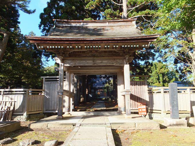 松前城の背後を守る!寺町を散策