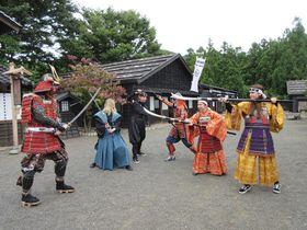 江戸を凌ぐ賑わい!「松前藩屋敷」で北海道の城下町を体験しよう