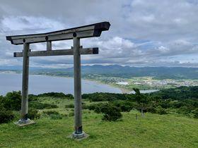 夷王山の絶景!北海道「上ノ国勝山館」と道の駅グルメを堪能