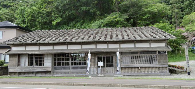 重要文化財の建築物が3軒も!