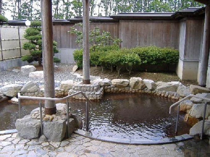 南幌町の温泉「なんぽろ温泉ハート&ハート」