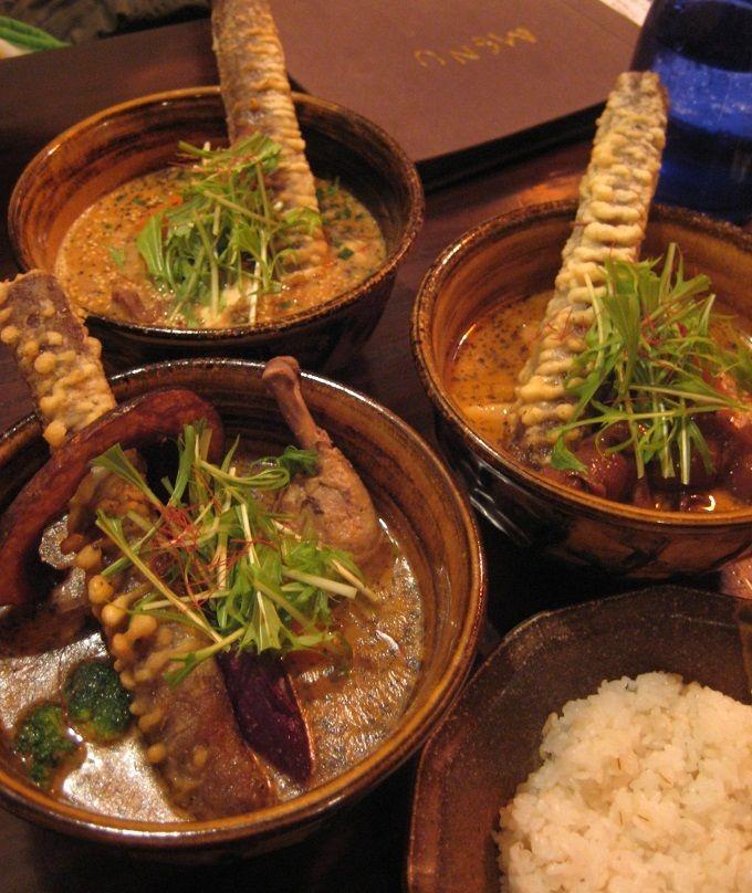 札幌で必ず行きたい!個性が光るお勧めスープカレー5選