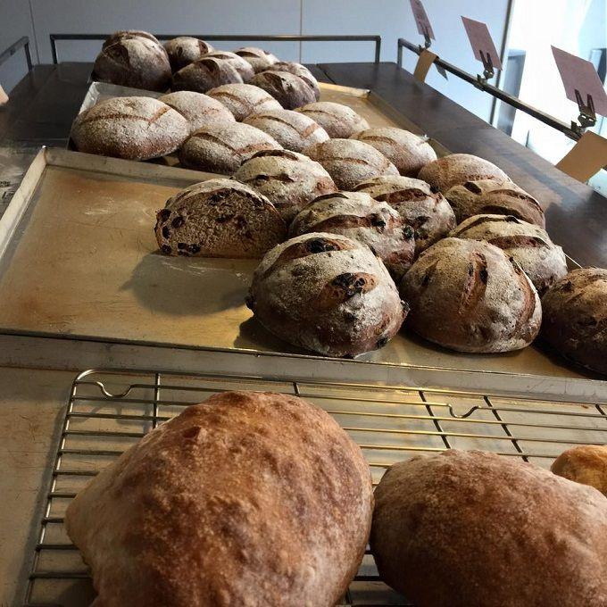 リストランテのパンが味わえるイタリアパン専門店「ポーズパン」