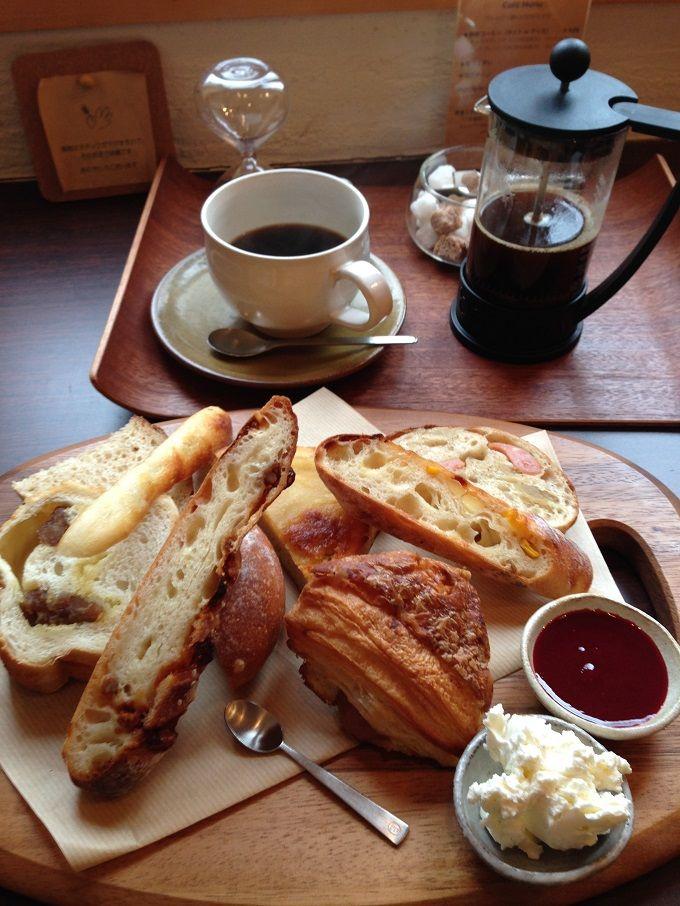「ブーランジェリーポーム南3条店」限定のきまぐれパントレーで美味しさ食べ比べ!