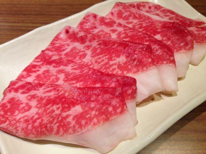 食べるべき一品「ふらの和牛」のしゃぶしゃぶ