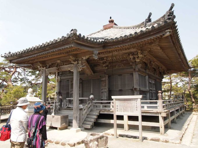 松尾芭蕉が最も愛した地、「松島」