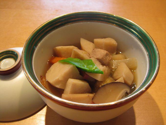 新潟郷土料理の代表格「のっぺ汁」