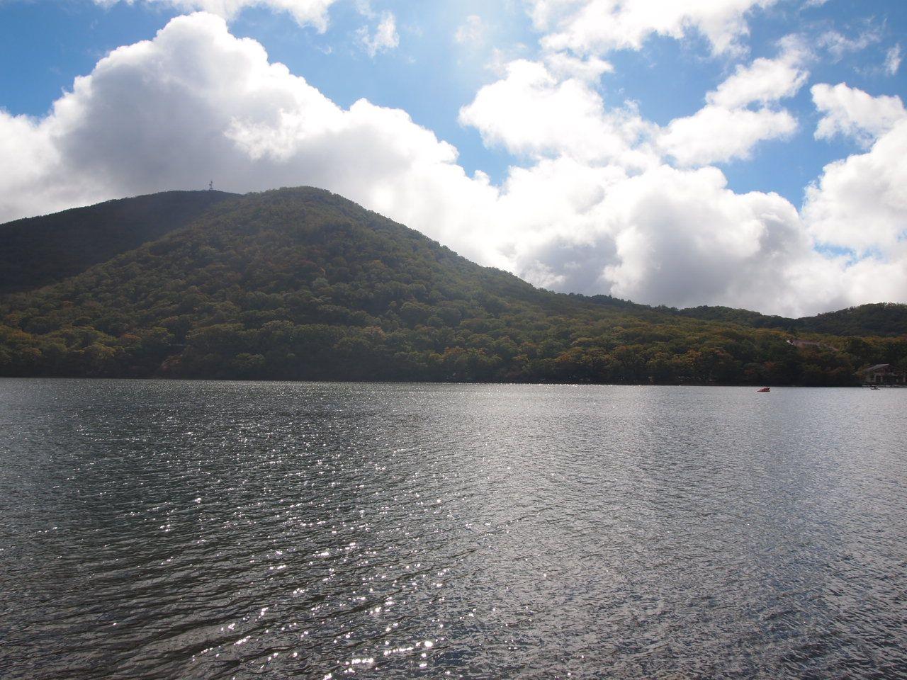 ものすごい爽快感!!山頂の大沼湖畔で散策を楽しもう♪
